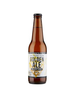 Birra Artiginale l'Olmaia Golden ale 33 cl